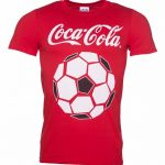 Men's Eat Football, Sleep Football, Drink Coca-Cola T-Shirt