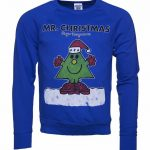 Men's Mr Christmas Mr Men Sweater