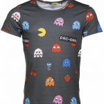 Men's Pac-Man Sublimation T-Shirt