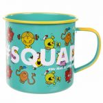 Mr Men And Little Miss Squad Enamel Mug