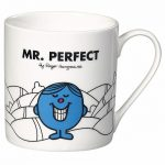 Mr Perfect Mr Men Boxed Mug