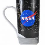 NASA Insert Rocket Fuel Latte Mug