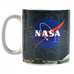 NASA One Small Step Constellation Heat Changing Mug