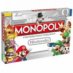 Nintendo Monopoly Game Set