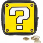Nintendo Super Mario Brothers Question Block Coin Purse