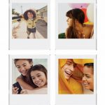 Polaroid Photo Frame Coasters