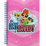 Powerpuff Girls A5 Notebook