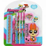 Powerpuff Girls Super Stationery Set