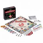 Retro Eighties Ghostbusters Monopoly Game Set