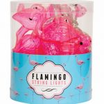 Retro Flamingo Fairy Lights