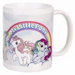 Retro My Little Pony Want A Pony Mug