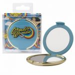 Retro Wonder Woman Compact Mirror