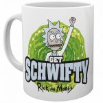 Rick and Morty Get Schwifty Mug