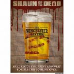 Shaun Of The Dead Winchester Tavern 11.7 x 16.5″ Art Print""