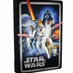 Star Wars A New Hope Luminart