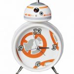 Star Wars BB-8 Alarm Clock With Sounds