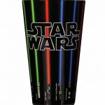 Star Wars Lightsaber Glass