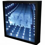 Star Wars Logo Infinity Light