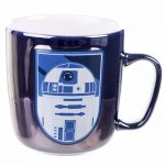 Star Wars R2-D2 Icon Boxed Metallic Mug