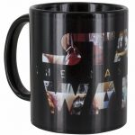 Star Wars Episode VIII The Last Jedi Heat Change Mug