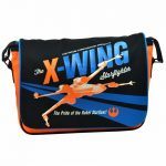 Star Wars X Wing Icon Messenger Bag