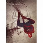 The Amazing Spiderman 11.7 x 16.5″ Art Print""