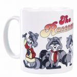 The Raccoons Gang Mug
