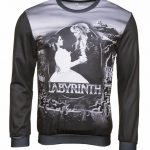 Labyrinth Sarah And Jareth Maze Sweater