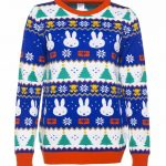 EXCLUSIVE Miffy Fairisle Knitted Jumper