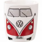 VW Collection By Brisa Boxed Red Campervan Mug