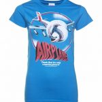 Women's Airplane Movie Logo T-Shirt