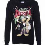 Women's Classic Count Duckula Sweater