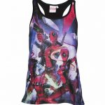 Women's Deadpool Family Vest
