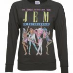 Women's Jem And The Holograms Tour Sweater