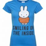 Women's Miffy Smiling On The Inside T-Shirt