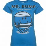 Women's Mr Bump Mr Men T-Shirt