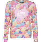 Women's Care Bears Scoops A Lot All Over Print Sweater from Iron Fist