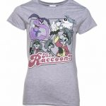 Women's The Raccoons Comic Strip T-Shirt