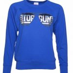 Women's Top Gun Aviators Holographic Sweater
