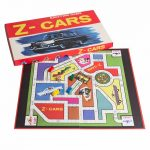 Z-Cars Board Game