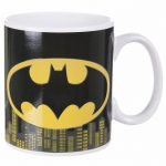 Boxed Batman Heat Changing Mug