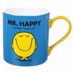 Boxed Mr Happy Mug