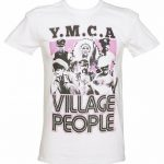 Men's Village People Y.M.C.A. T-Shirt