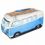 Blue VW Campervan Lunch Bag Cooler
