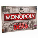 Walking Dead 3D Monopoly Game Set